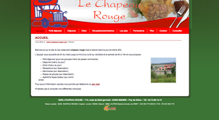 Bar Restaurant Le Chapeau Rouge