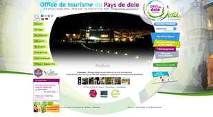 Office de tourisme de Dole