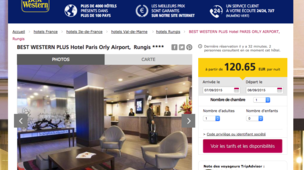 Best Western Plus Hotel Paris Orly Airport