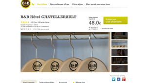 B&B Hôtel Chatellerault