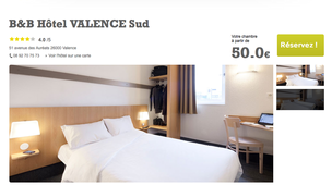 hotel autoroute a7 valence annuaire valence. Black Bedroom Furniture Sets. Home Design Ideas