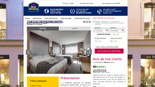 BEST WESTERN Hotel Paris CDG Airport